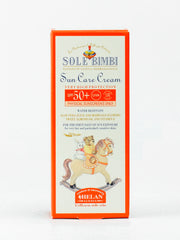 SOLE BIMBI Sun Care Cream (Very High Protection SPF 50+)
