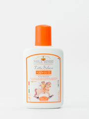 SOLE BIMBI Sun Care Milk SPF 50+(Very High Protection)