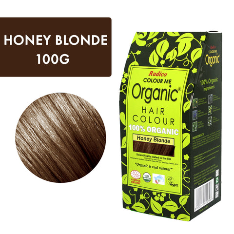 Radico Colour Me Organic Honey Blonde