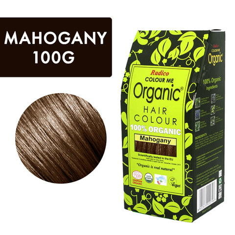 RADICO ORGANIC HAIR COLOUR Mahogany