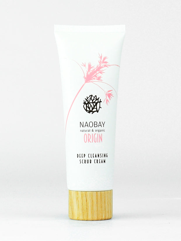 NAOBAY Origin – Deep Cleansing Scrub Cream