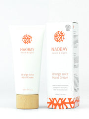 NAOBAY Body Line – Orange Juice Hand Cream
