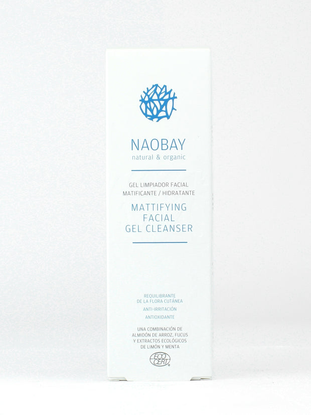 NAOBAY Mattifying Line – Gel Cleanser