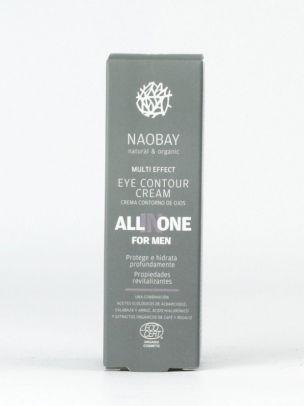 NAOBAY All in One for Men Eye Cream Contour