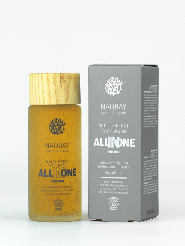 NAOBAY Men All In One Face Wash