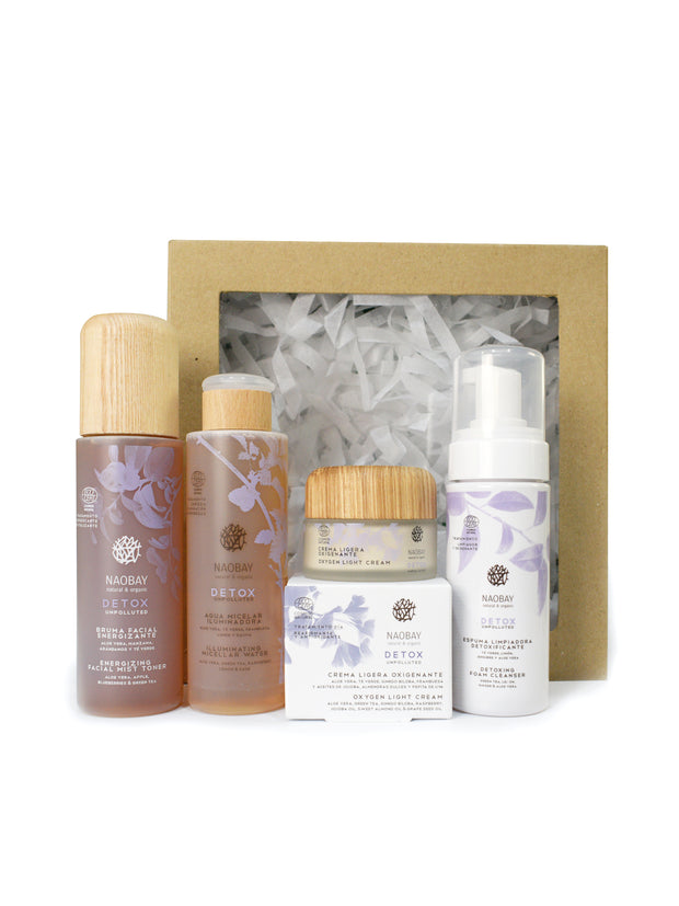 Naobay Detox Glowing Skin Set