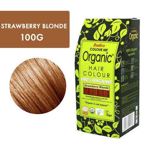 Radico Colour Me Organic Strawberry Blonde