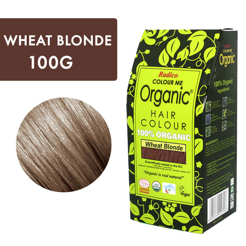Radico Colour Me Organic Wheat Blonde
