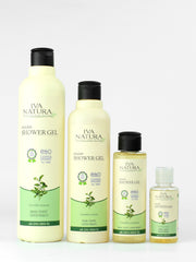 IVA NATURA Antioxidant Shower Gel (Green Tea)