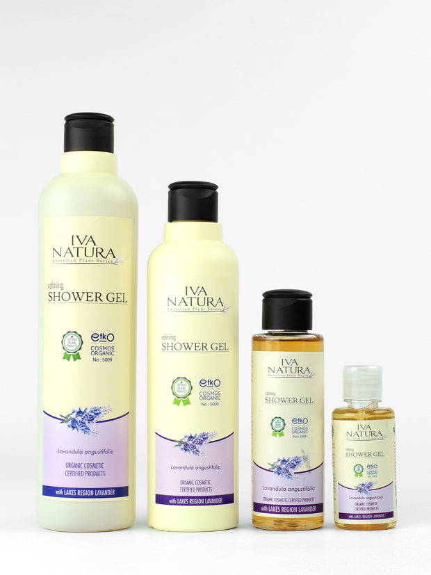 IVA NATURA Calming Shower Gel (Lavender)
