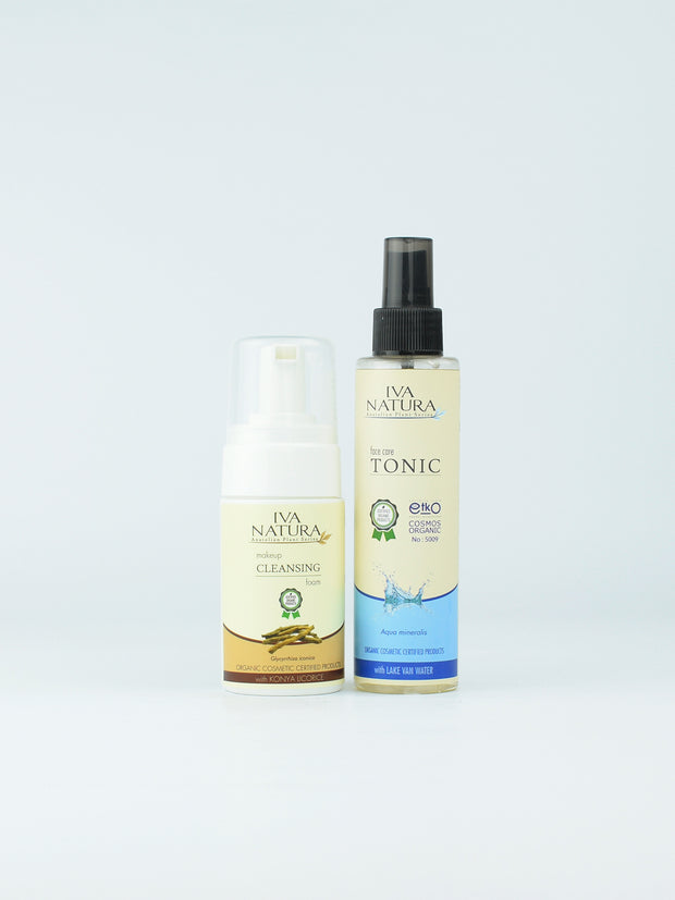 Facial Care Tone & Foam Duo