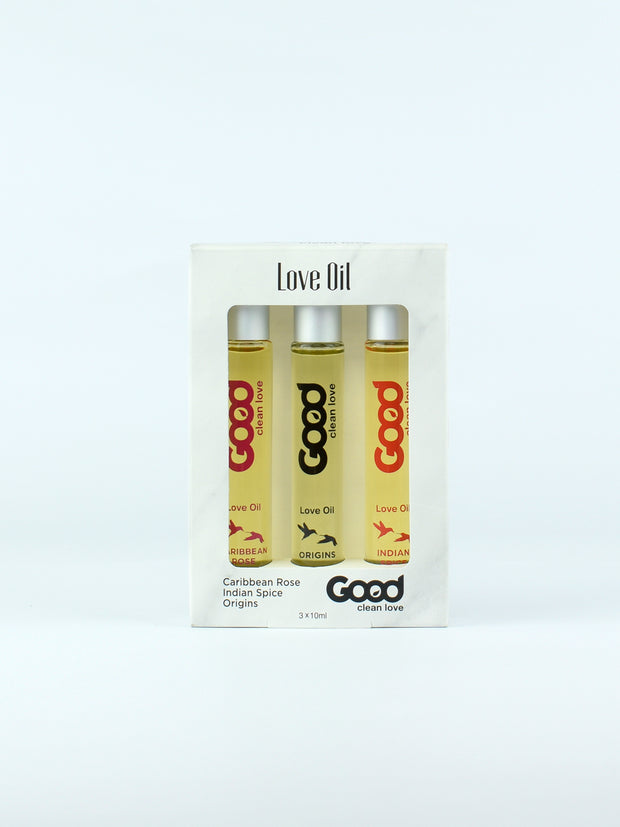 Love Oil Gift Set of 3