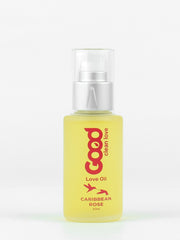 GOOD CLEAN LOVE Caribbean Rose Love Oil