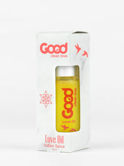 Good Clean Love Indian Spice Love Oil