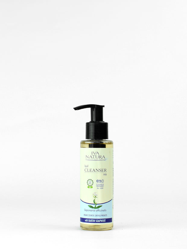 IVA NATURA Liquid Cleanser Soap