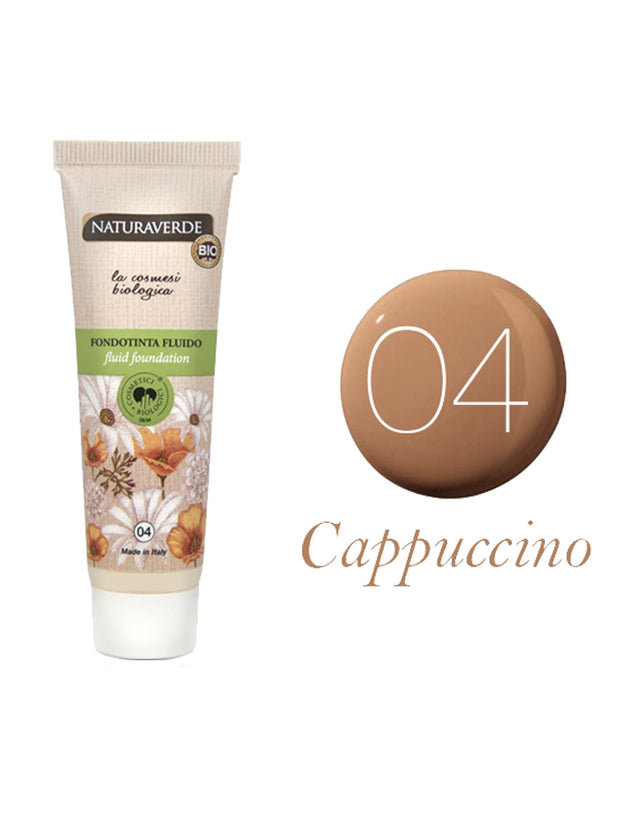 NATURAVERDE Fluid Foundation