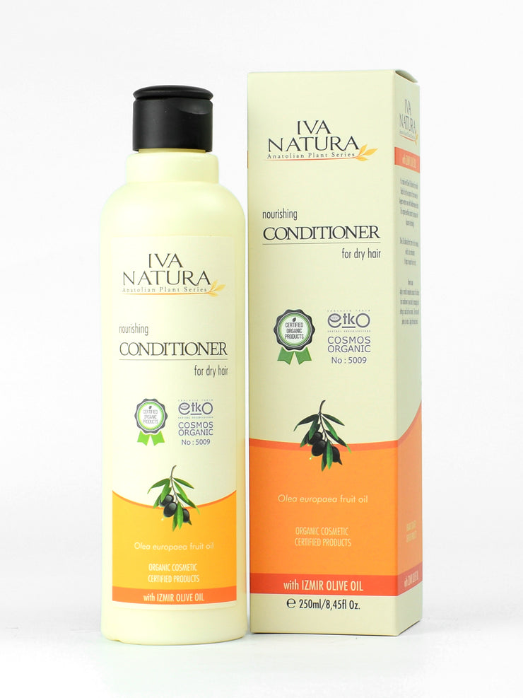 IVA NATURA Nourishing Conditioner for Dry Hair