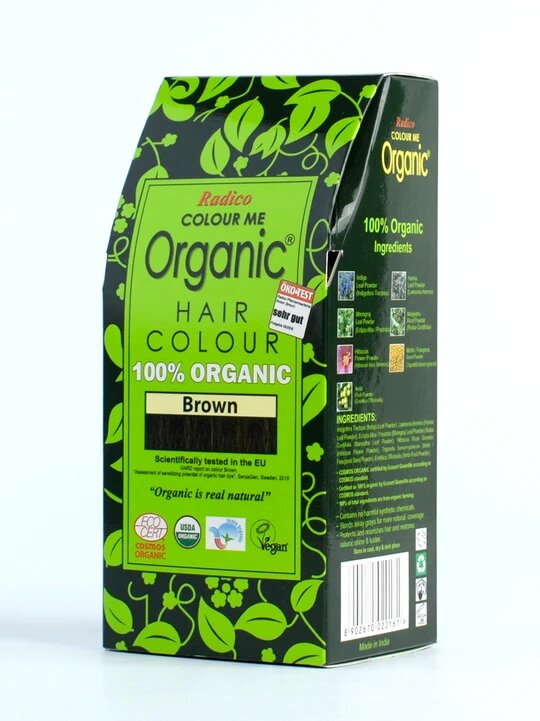 RADICO Organic Hair Color - Brown
