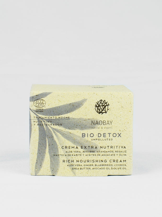 NAOBAY Detox Rich Nourishing Cream