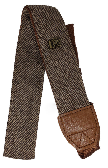 Camera Strap, Brown and Beige - Probst Camera Inc.