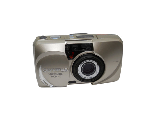 Olympus Stylus Zoom 140, 35mm Camera - Probst Camera Inc.