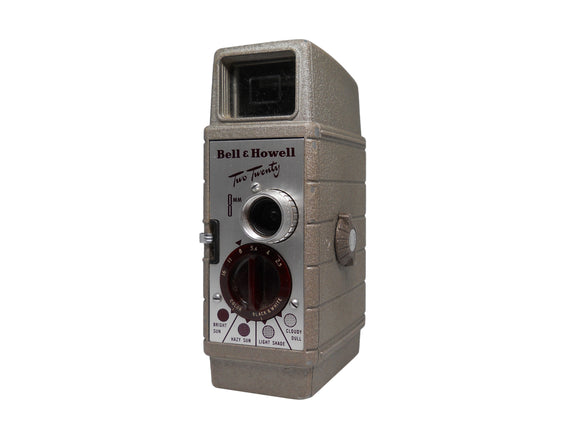 Bell & Howell Two Twenty, Standard 8 Camera - Probst Camera Inc.