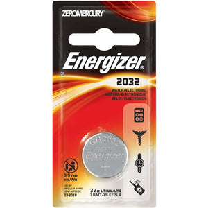 Energizer MAX, CR-2032 Battery, 1 Pack - Probst Camera Inc.