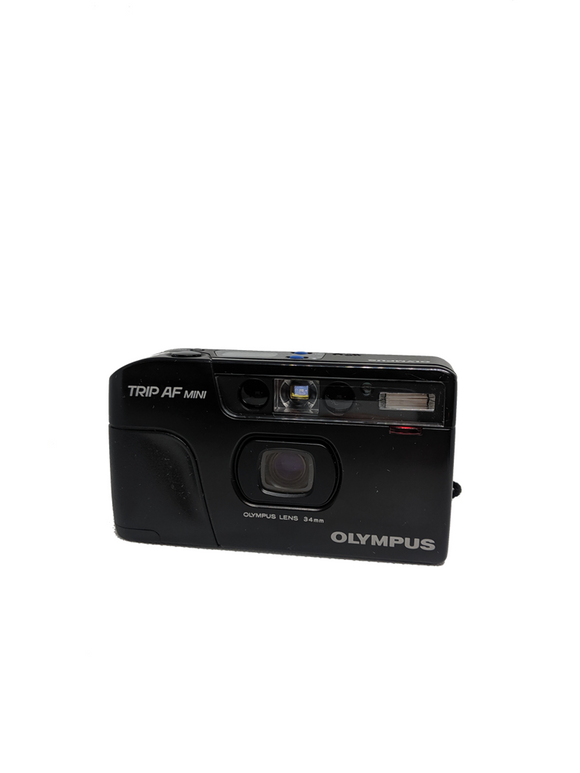 Olympus Trip AF Mini, 35mm Camera - Probst Camera Inc.