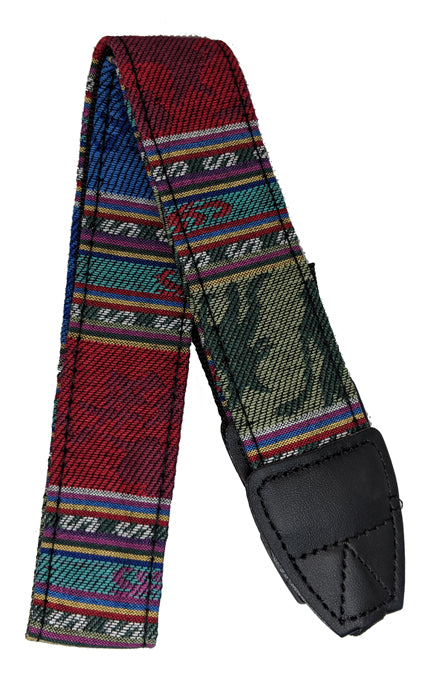 Camera Strap, Multi-color Silhouettes - Probst Camera Inc.