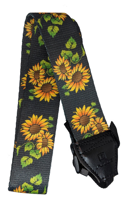 Camera Strap, Flowers - Probst Camera Inc.