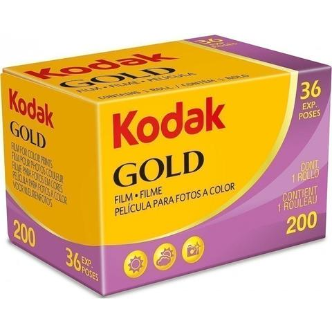 Kodak Gold 200, Color Negative Film, 35mm - 36exp. - Probst Camera Inc.