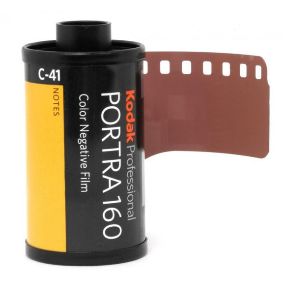 Kodak Portra 160, Color Negative Film, 35mm - 36exp (Single) - Probst Camera Inc.