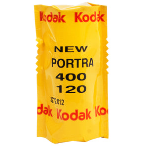 Kodak Portra 400, Color Negative Film, 120 (Single) - Probst Camera Inc.