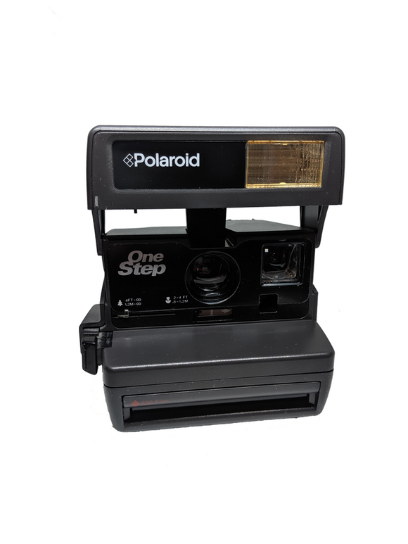 Polaroid One Step, Instant Camera - Probst Camera Inc.