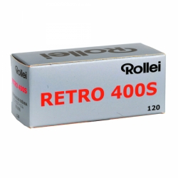 Rollei Retro 400s, Black and White Film, 120 - Probst Camera Inc.