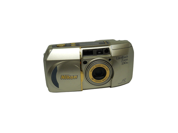 Nikon Lifetouch Zoom 130ED, 35mm Camera - Probst Camera Inc.