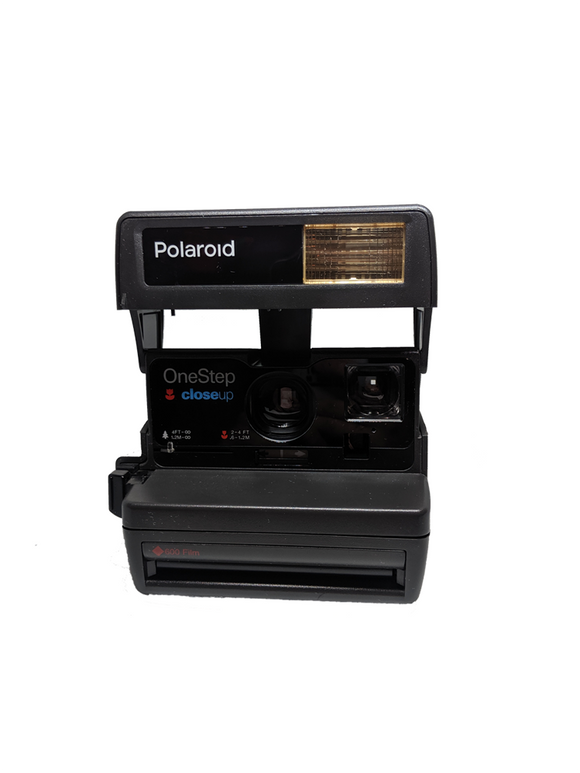 Polaroid One Step CloseUp, Instant Camera - Probst Camera Inc.