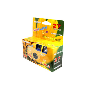 Sunflash, Single Use Camera - Probst Camera Inc.