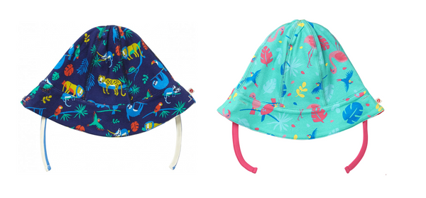 Piccalilly baby sun hats
