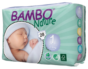 Bambo Nature Newborn Right