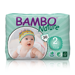 Bambo Nature Mini 7-13 lbs (3-6 kg)
