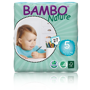 Bambo Nature Junior 26-49 lbs (12-22 kg)