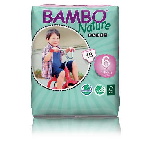 Bambo Nature XL Training Pants 18+ kg