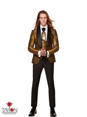 Open image in slideshow, Gold Tux  - Size 40