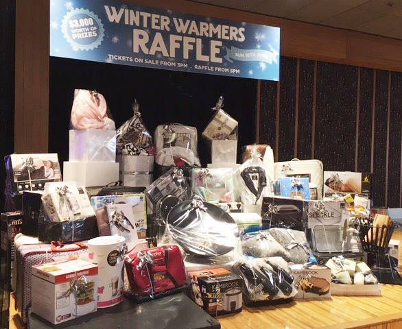 Winter Warmers Prize Package
