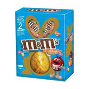 M&M's Speckled Eggs Gift Box Hand Gift Wrapped in Cello