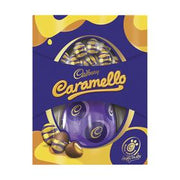 Cadbury Caramello Gift Box Hand Gift Wrapped in Cello