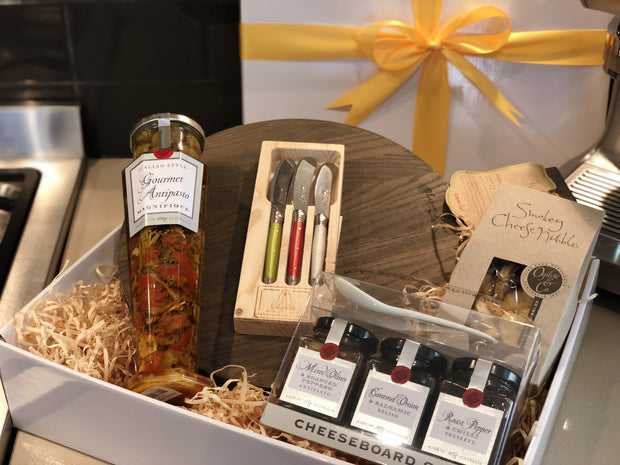 Settlement Antipasto & Cheeseboard Set Gift Box
