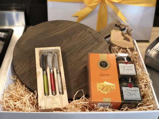 Cheeseboard Set Gift Box