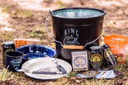 King Of The Grill Portable Bbq Bucket